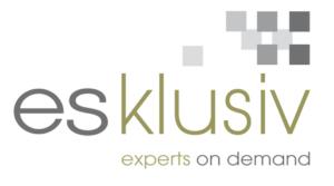 Logo Esklusiv GmbH